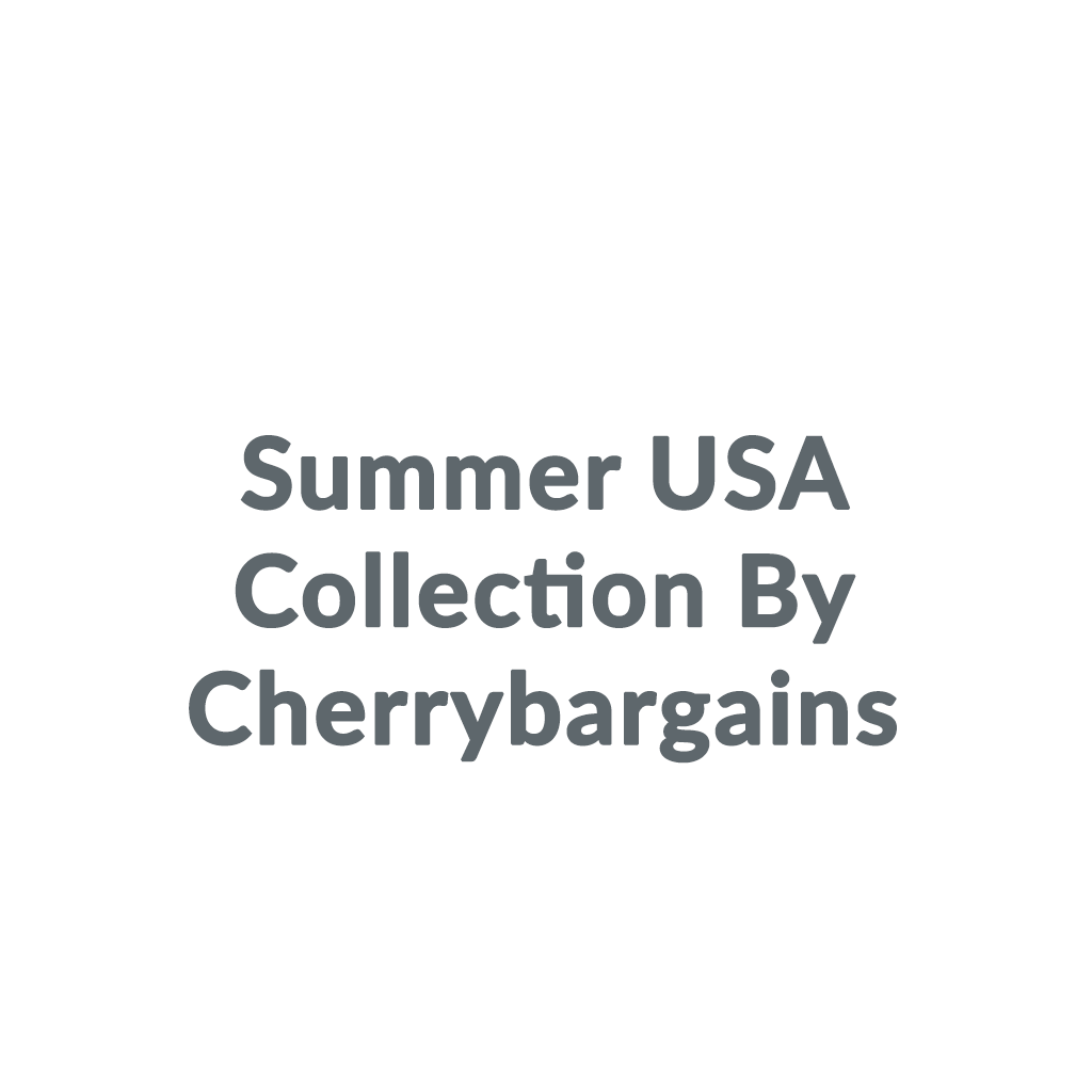 Summer USA Collection By Cherrybargains promo codes