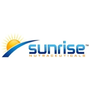 Sunrise Nutraceuticals promo codes