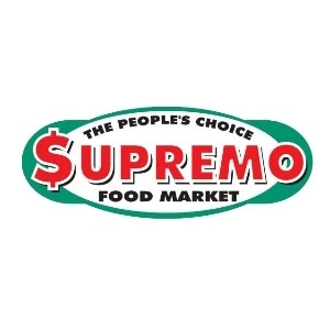 Supremo Food Market promo codes