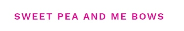 Sweet Pea And Me Bows promo codes