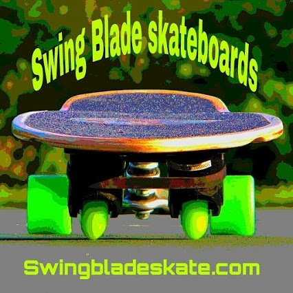 Swing Blade Skateboards promo codes