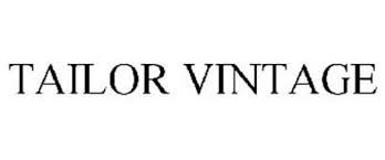 Tailor Vintage promo codes