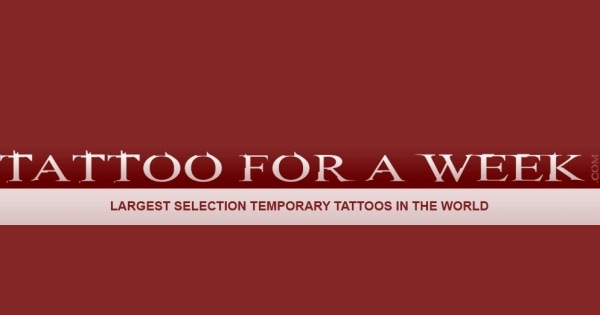 30 Off Tattoo For A Week Coupon Code Verified Oct 19