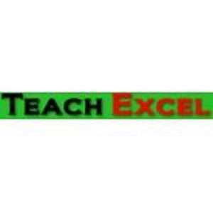 Teach Excel promo codes