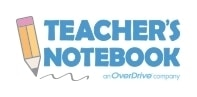 Teachers Notebook promo codes