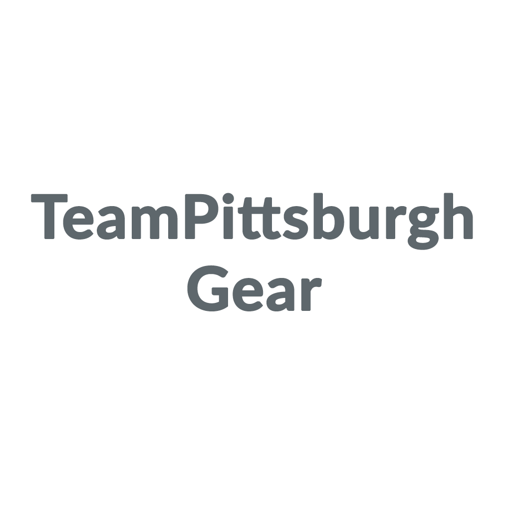 TeamPittsburghGear promo codes