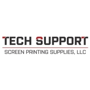 Tech Support Screen Printing Supplies