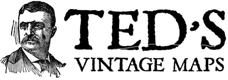 Ted's Vintage Maps promo codes