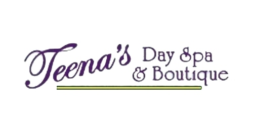 Teena's Day Spa & Boutique promo codes