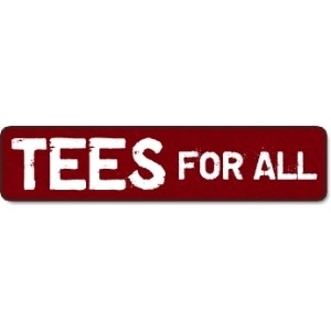 Tees For All promo codes