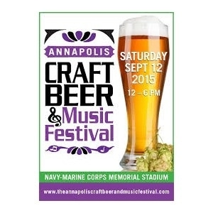 The Annapolis Craft Beer and Music Festival promo codes