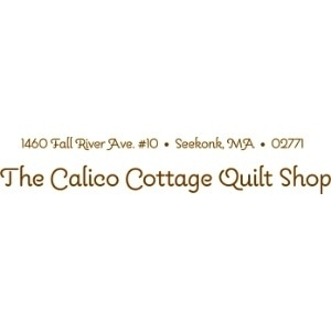 The Calico Cottage Quilt Shop promo codes
