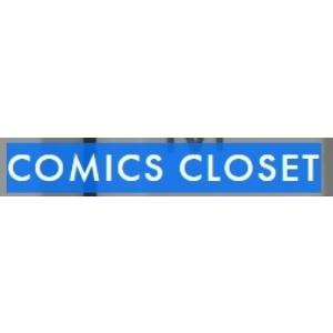 The Comic's Closet promo codes