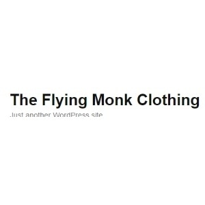 The Flying Monk Clothing promo codes