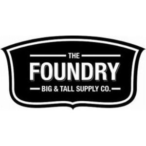 The Foundry Big and Tall Supply promo codes