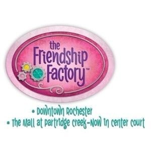 The Friendship Factory promo codes