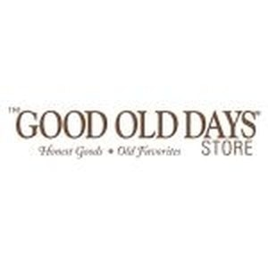 The Good Old Days Store promo codes