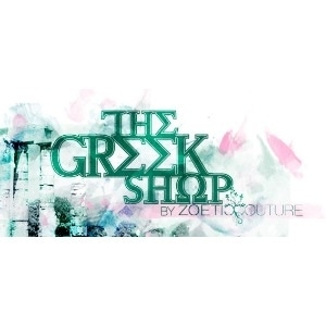 The Greek Shop by Zoetic Couture promo codes