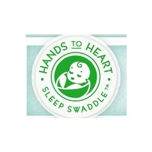 The Hands-to-Heart Sleep Swaddle