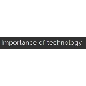 The importance of technology promo codes