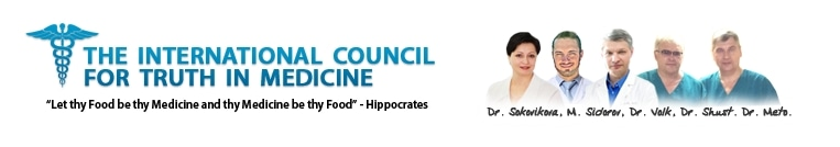 The International Council for Truth in Medicine promo codes