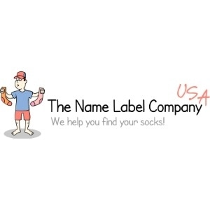 The Name Label Company promo codes