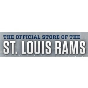 The Official St. Louis Rams Shop promo codes