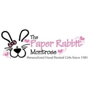 The Paper Rabbit Montrose promo codes