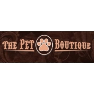 The Pet Boutique promo codes