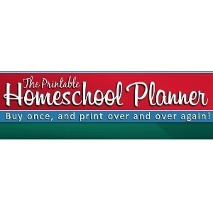 The Printable Homeschool Planner promo codes