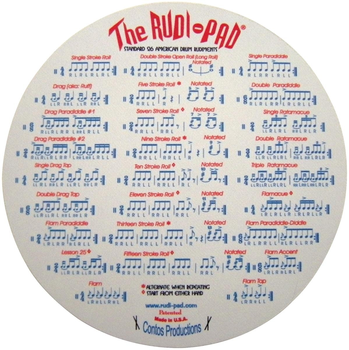 The Rudi-Pad promo codes