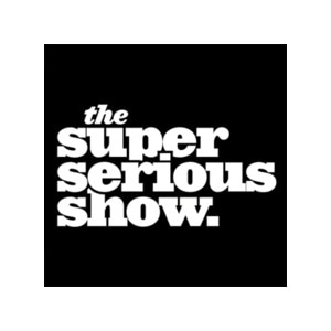 The Super Serious Show promo codes
