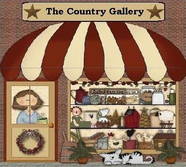 The Country Gallery promo codes