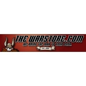 TheWarStore.com promo codes