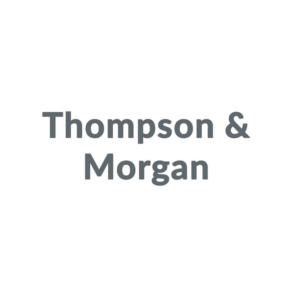 Thompson & Morgan promo codes