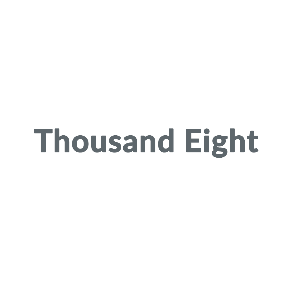 Thousand Eight promo codes