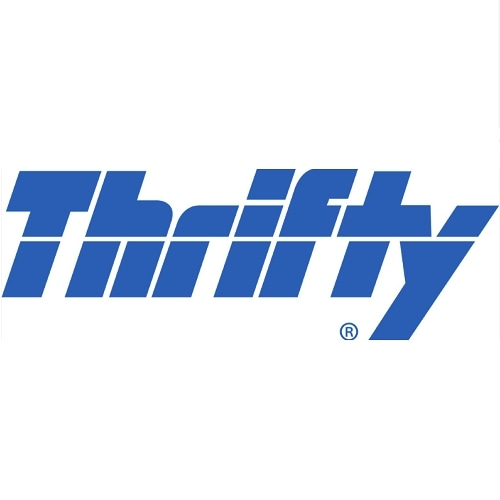 Thrifty promo codes
