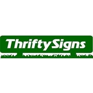 Thriftysigns promo codes
