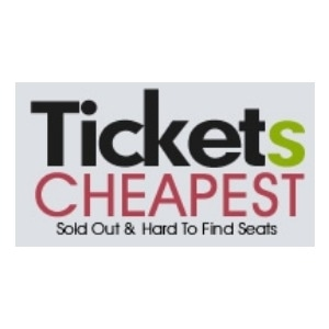 Tickets Cheapest promo codes