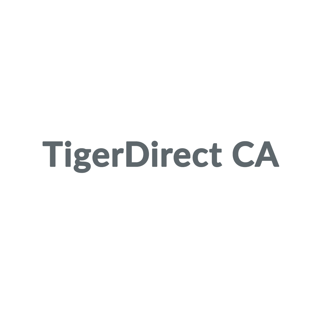 TigerDirect CA promo codes