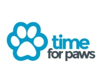 Time for Paws promo codes