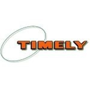 Timely promo codes