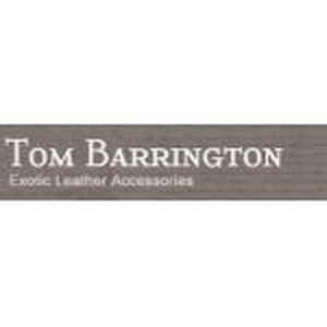 Tom Barrington promo codes