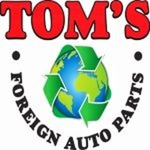 Tom's Foreign Auto Parts promo codes