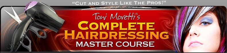 Toni Hairdressing Master Course promo codes
