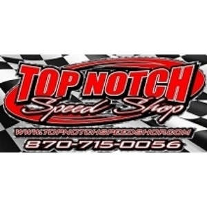 Top Notch Speed Shop promo codes