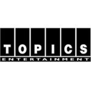 TOPICS Entertainment promo codes