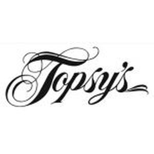 Topsy's Popcorn coupon codes