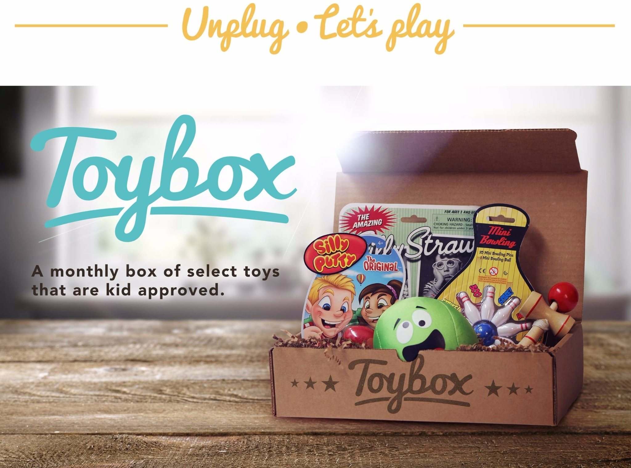 Toybox Delivered promo codes