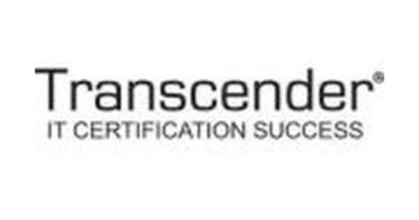 Transcender coupon for 15% OFF Transcender IT exam prep items Don't wait until it's too late - head over to ophismento.tk these days and feel free to use the promotional code to benefit from a whooping 15% price drop on Transcender IT exam prep products!